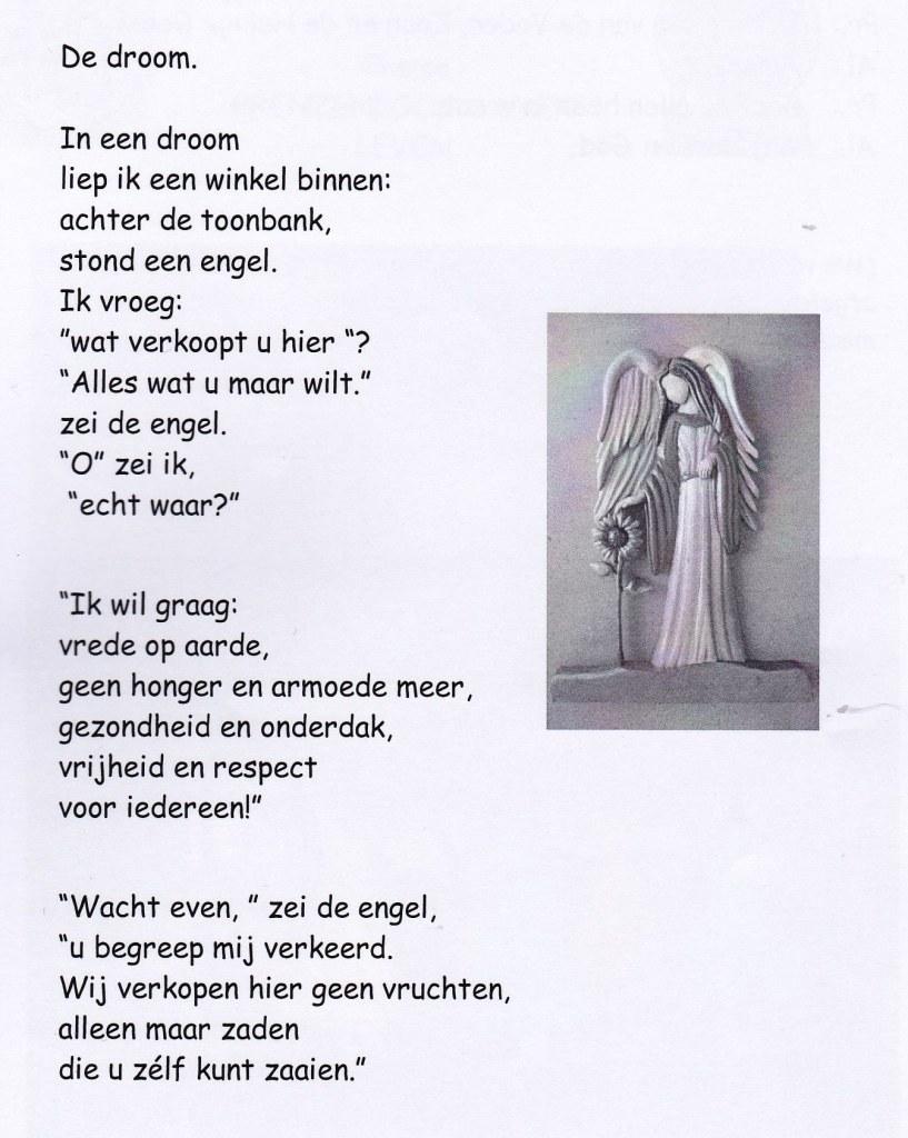engel droom